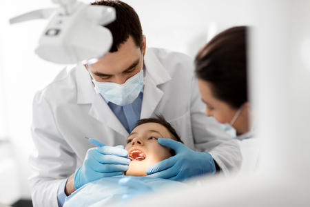 Teeth protection for kids
