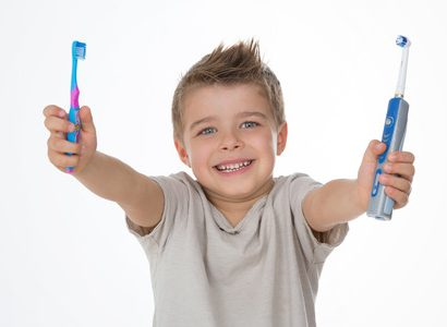 Parents' Role in Kids' Oral Hygiene